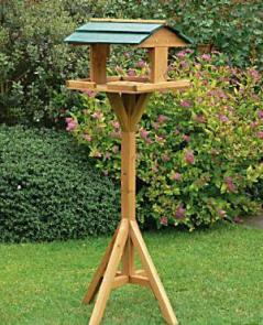 mesas para aves